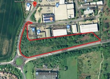 Thumbnail Land for sale in Land, Phoenix Way/Skippingdale Industrial Estate, Scunthorpe, North Lincolnshire