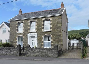 Thumbnail 3 bed detached house for sale in Heol Cae Gurwen, Gwaun Cae Gurwen, Ammanford