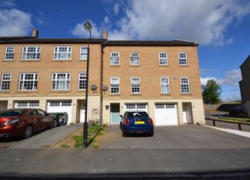 Thumbnail 3 bed terraced house for sale in Finney Drive, Grange Park, Northampton