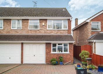 Thumbnail 3 bed semi-detached house for sale in Quantock Road, Stourbridge