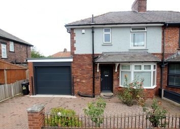 Thumbnail 3 bed semi-detached house for sale in 201 Greystone Road, Carlisle, Cumbria
