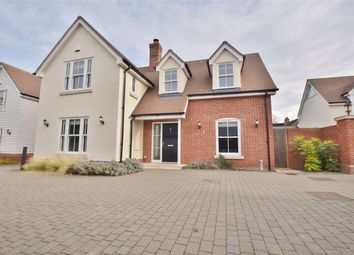 Thumbnail 4 bed detached house for sale in The Carriages, Station Road, Billericay
