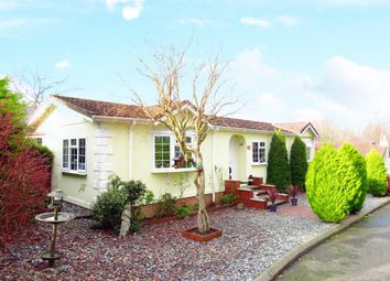 Thumbnail 2 bed mobile/park home for sale in The Martletts, Vicarage Lane, Burwash Common, Etchingham