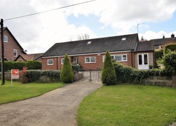 Thumbnail 2 bed detached bungalow for sale in Gunby, Grantham