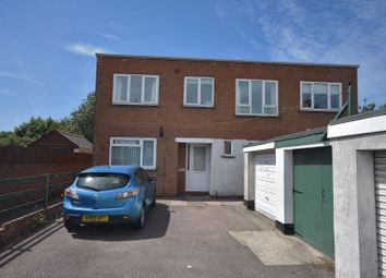 Thumbnail 2 bed flat to rent in Topsham Road, Exeter