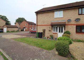 Thumbnail 1 bed terraced house for sale in Columbine Close, Thetford