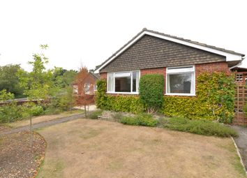 Thumbnail 2 bed detached bungalow for sale in Lavender Road, Hordle, Lymington