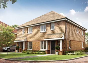 Thumbnail 3 bed detached house for sale in Beech Hill Road, Spencers Wood