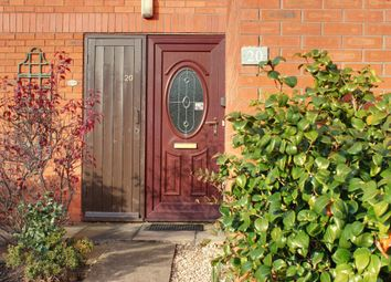 Thumbnail 2 bed flat for sale in Durham Mews, Butt Lane, Beverley