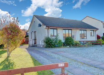 Thumbnail 1 bed bungalow for sale in Calside Avenue, Dumfries