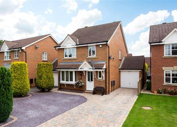 Thumbnail 4 bed detached house for sale in Littlethorpe Close, Strensall, York
