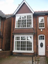 Thumbnail 4 bed terraced house to rent in City Road, Edgbaston, Birmingham, West Midlands