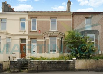3 bed terraced house for sale in Grenville Road, Plymouth, Devon PL4
