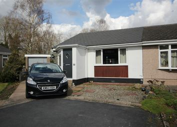 Thumbnail 2 bed semi-detached bungalow for sale in 41 Glebe Road, Appleby-In-Westmorland, Cumbria
