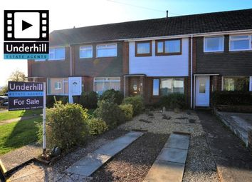 Thumbnail 2 bed terraced house for sale in Addison Close, Exeter