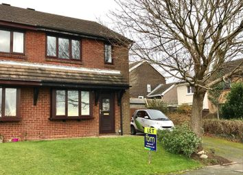 Thumbnail 3 bed semi-detached house to rent in Keats Grove, Haverfordwest, Pembrokeshire