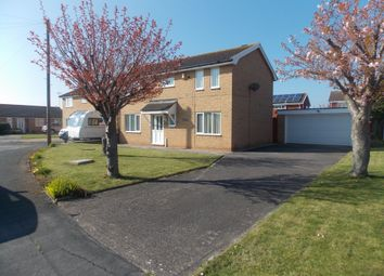 Thumbnail 4 bedroom detached house for sale in Llys Dewi, Rhyl
