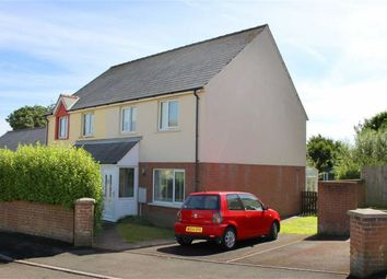 Thumbnail 3 bed semi-detached house for sale in Vaynor Road, Milford Haven