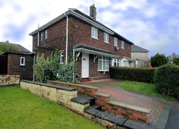 Thumbnail 2 bed semi-detached house for sale in Mayfield Crescent, Northwood, Stoke-On-Trent
