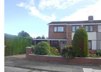 Thumbnail 3 bedroom property to rent in Eden Grove, Morpeth