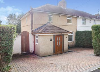Thumbnail 3 bed semi-detached house for sale in Ponsford Road, Knowle Park