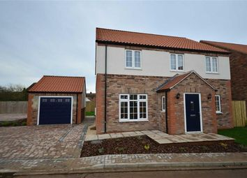 Thumbnail 4 bed detached house for sale in Chapel Street, Hambleton, Selby