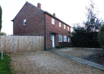 Thumbnail 2 bedroom semi-detached house for sale in Welland Road, Dogsthorpe, Peterborough