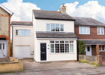 Thumbnail 5 bed detached house for sale in Victoria Crescent, Royston