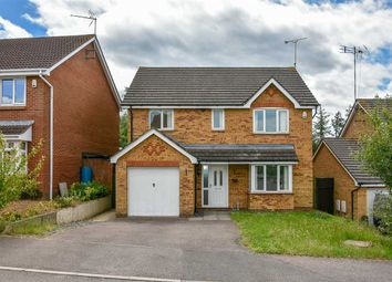 Thumbnail 4 bed detached house to rent in Moreton Avenue, Wellingborough