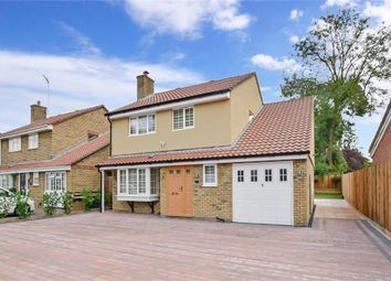 4 bed detached house for sale in Millfield Road, West Kingsdown, Sevenoaks, Kent TN15