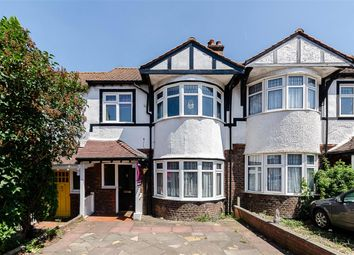 Thumbnail 3 bed terraced house for sale in Malden Road, Cheam, Surrey