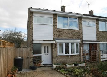 Thumbnail 3 bed semi-detached house for sale in Link Close, Colchester, Essex