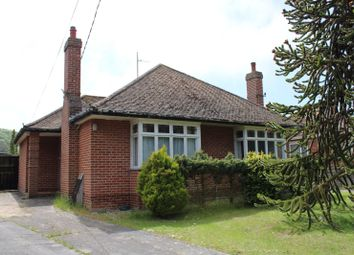 Thumbnail 3 bed bungalow for sale in Overstrand, Cromer, Norfolk