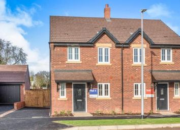 Thumbnail 3 bedroom semi-detached house for sale in Montague Court, Birmingham Road, Stratford-Upon-Avon