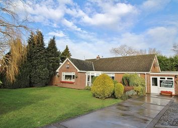 Thumbnail 3 bed bungalow for sale in Weeland Road, Hensall, Goole