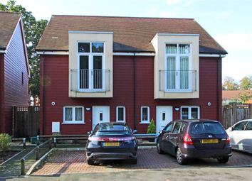 Thumbnail 2 bed semi-detached house to rent in Strawberry Fields, Addlestone, Surrey