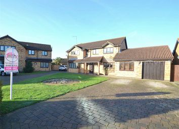 Thumbnail 5 bedroom detached house for sale in Seathwaite, Stukeley Meadows, Huntingdon, Cambridgeshire