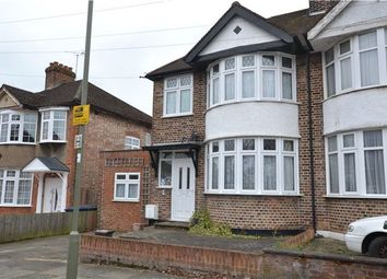Thumbnail 4 bedroom semi-detached house for sale in Kenerne Drive, Barnet, Hertfordshire