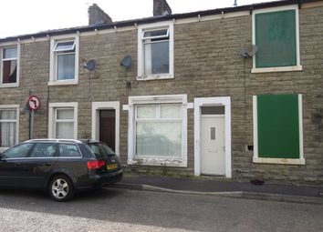 Thumbnail 2 bed terraced house for sale in Cotton Street, Accrington, Lancashire