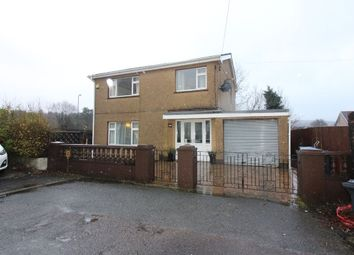 Thumbnail 3 bed detached house for sale in Arnold Place, Tredegar