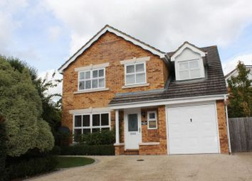 Thumbnail 4 bed detached house to rent in Danehurst Close, Englefield Green, Egham