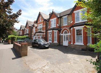 Thumbnail 4 bed flat to rent in Madeley Road, Ealing, London