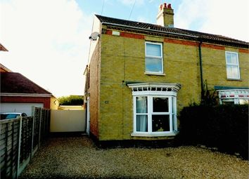 Thumbnail 4 bed semi-detached house for sale in 83 North Road, Bourne, Lincolnshire