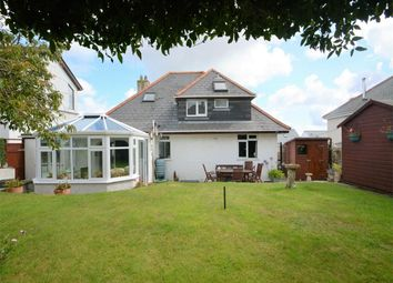 Thumbnail 4 bed detached bungalow for sale in Meadowbank Road, Falmouth