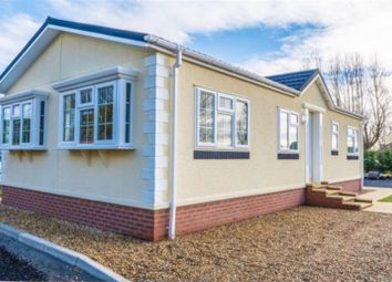 Thumbnail 2 bed mobile/park home for sale in Plumtree Park Home Estate, Harworth, Doncaster