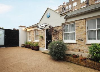 Thumbnail 1 bed detached bungalow to rent in Addison Bridge Place, London