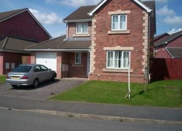 Thumbnail 4 bed property to rent in Lascelles Drive, Pontprennau, Cardiff