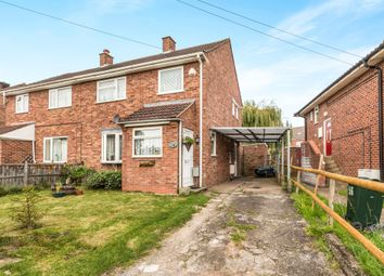 Thumbnail 3 bed semi-detached house for sale in Moat Crescent, Malvern