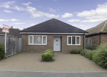 Thumbnail 2 bed detached house for sale in Parkway, St. Neots