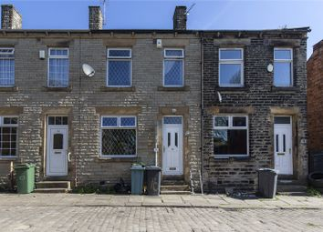 Thumbnail 3 bed terraced house for sale in William Street, Staincliffe, Dewsbury, West Yorkshire